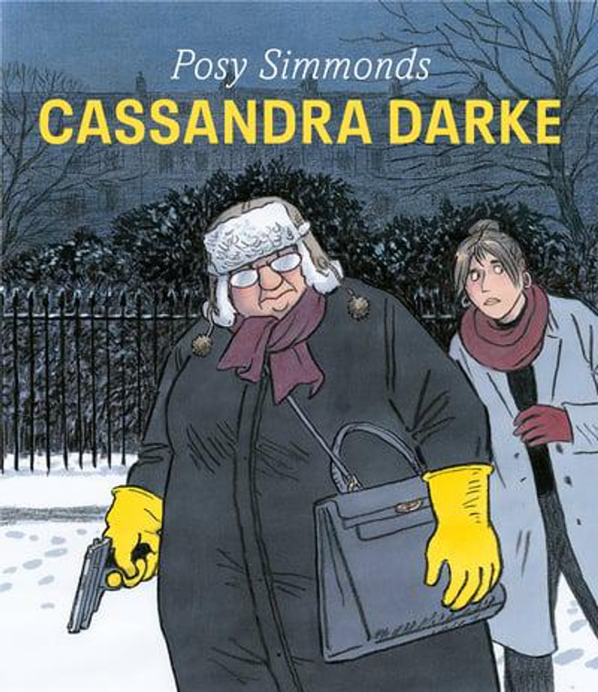 CASSANDRA DARKE HC