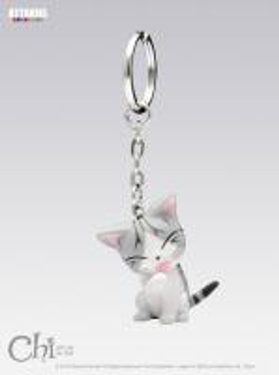 CHI KEYRING CHI CAT CLEANING
