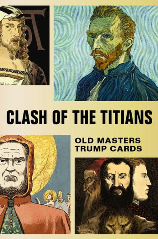 CLASH OF THE TITIANS CARDS