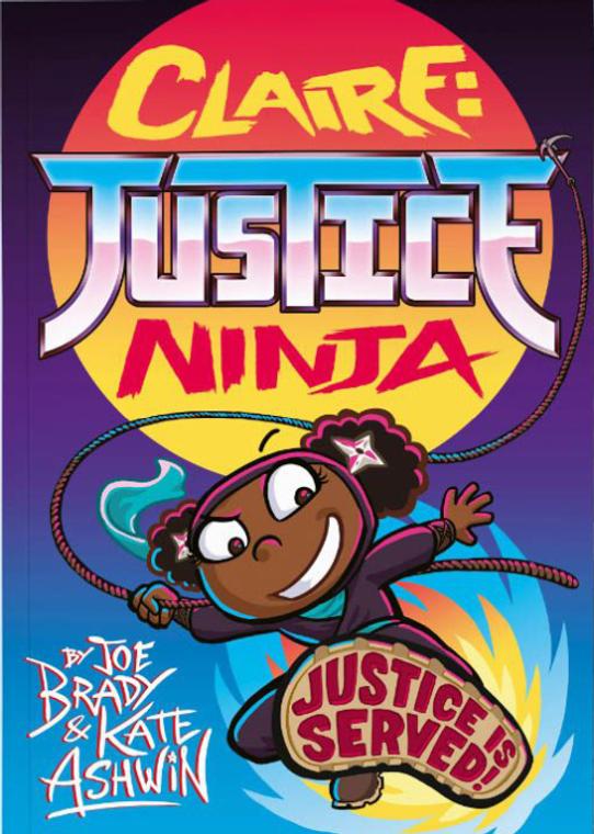 CLAIRE JUSTICE NINJA SC