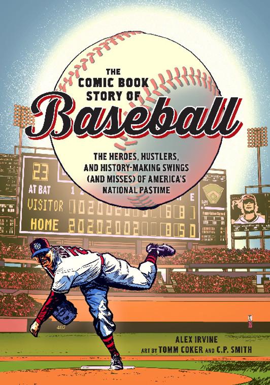 COMIC BOOK HISTORY BASEBALL SC