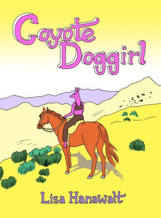 COYOTE DOGGIRL HC