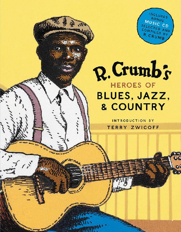 CRUMBS HEROES OF BLUES JAZZ AND COUNTRY HC