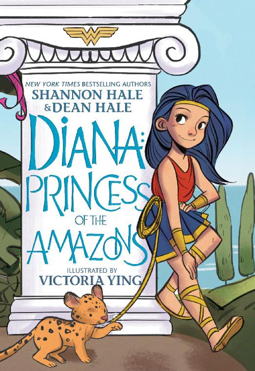 DIANA PRINCESS OF AMAZONS TP