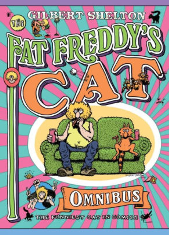 FAT FREDDYS CAT OMNIBUS SC