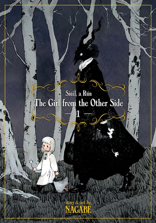 GIRL FROM THE OTHER SIDE VOL 01