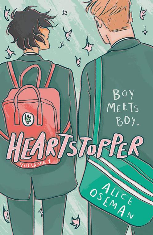HEARTSTOPPER VOL 01 SC