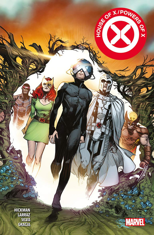 HOUSE OF X POWERS OF X TP