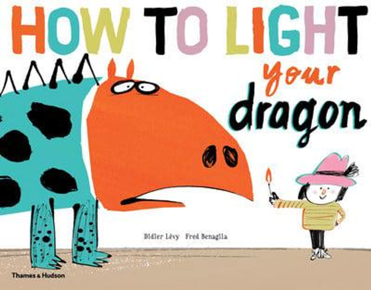 HOW TO LIGHT YOUR DRAGON HC