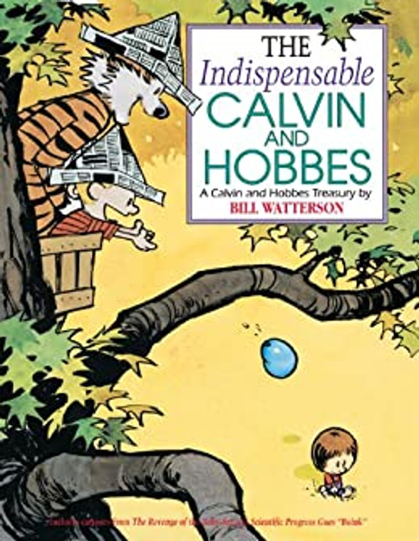 INDISPENSABLE CALVIN AND HOBBES HC