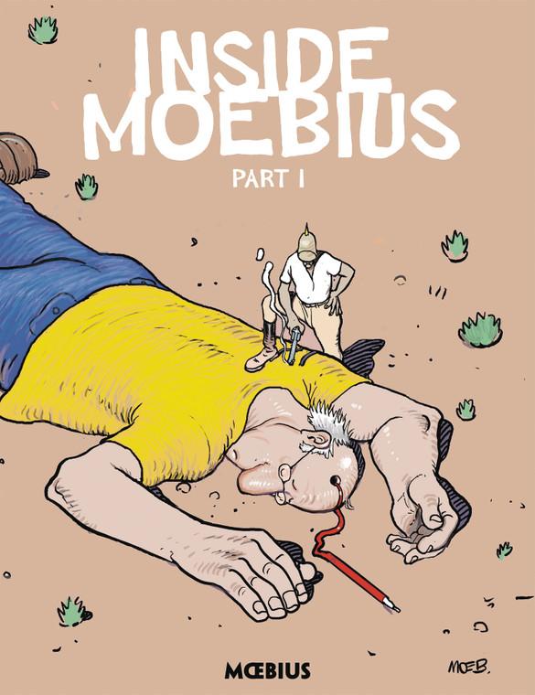 INSIDE MOEBIUS HC 01