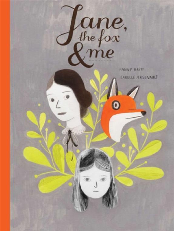 JANE THE FOX & ME HC