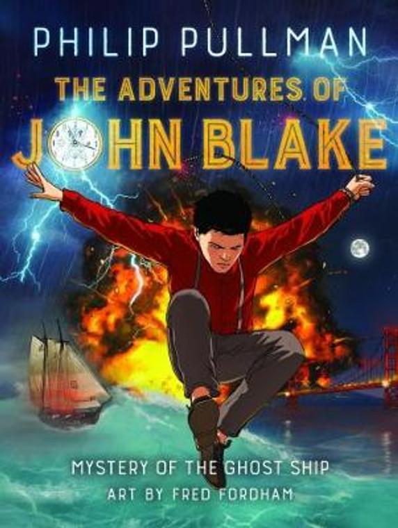 ADVENTURES OF JOHN BLAKE SC VOL 01