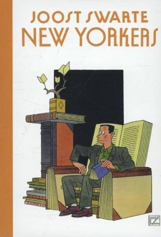 JOOST SWARTE NEW YORK POSTCARD