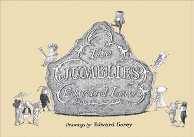 JUMBLIES LEAR & GOREY HC