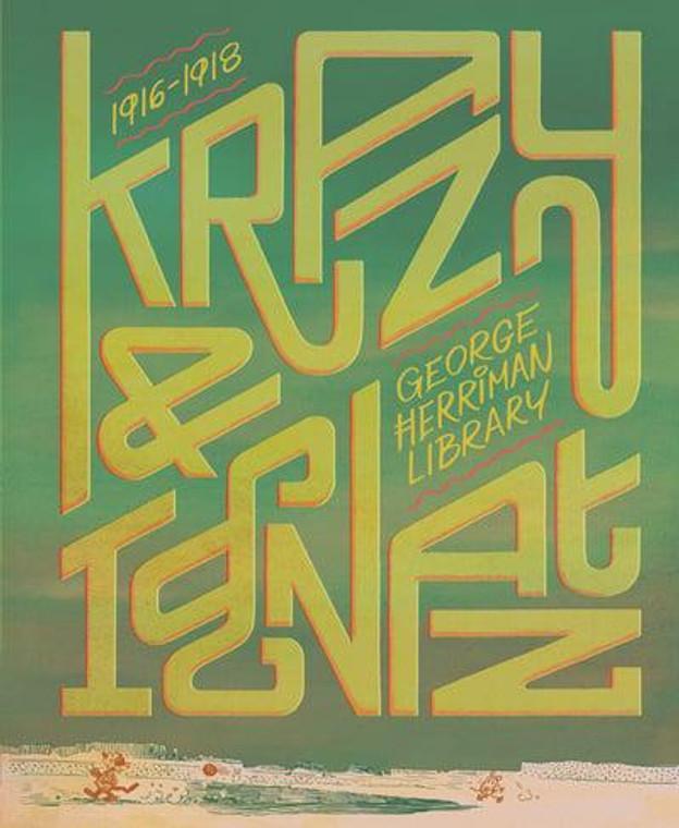 KRAZY AND IGNATZ 1916-1918