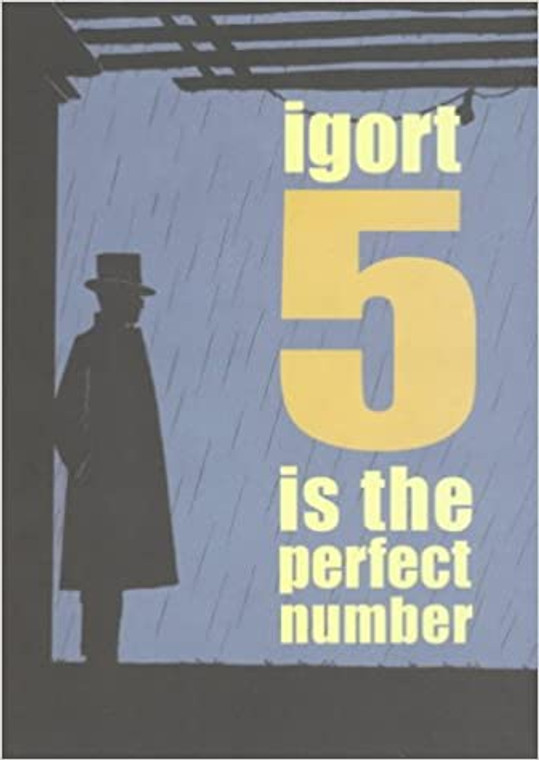 5 IS THE PERFECT NUMBER SC UK
