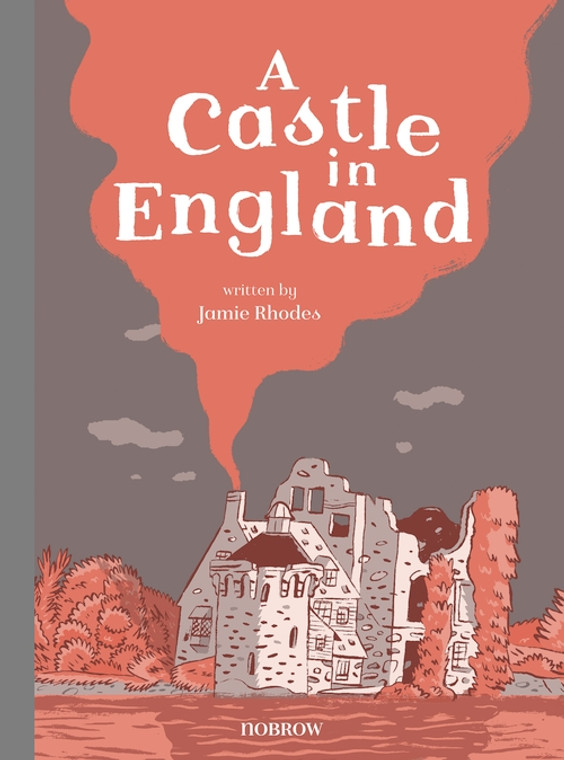 A CASTLE IN ENGLAND HC