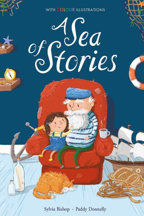 A SEA OF STORIES HC