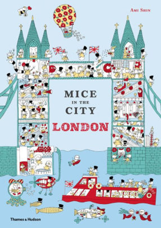 MICE IN THE CITY LONDON HC