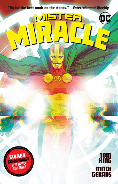 MISTER MIRACLE TP BOOKPLATE EDITION