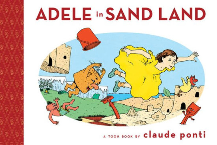 ADELE IN SAND LAND GN