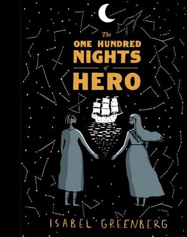ONE HUNDRED NIGHTS HERO HC