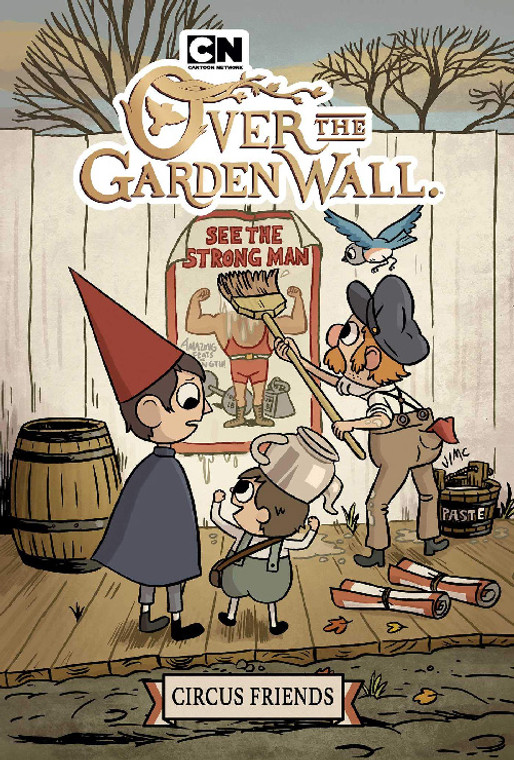OVER THE GARDEN WALL OGN CIRCUS FRIENDS
