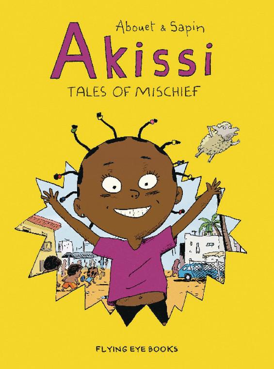 AKISSI SC VOL 01 TALES OF MISCHIEF