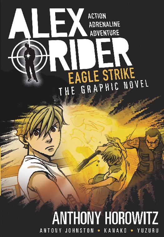 ALEX RIDER 04 EAGLE STRIKE SC