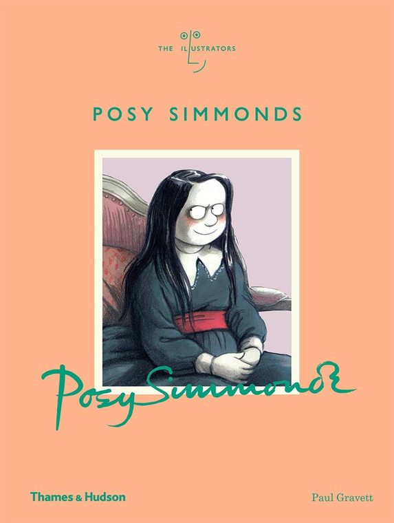 POSY SIMMONDS ILLUSTRATORS HC