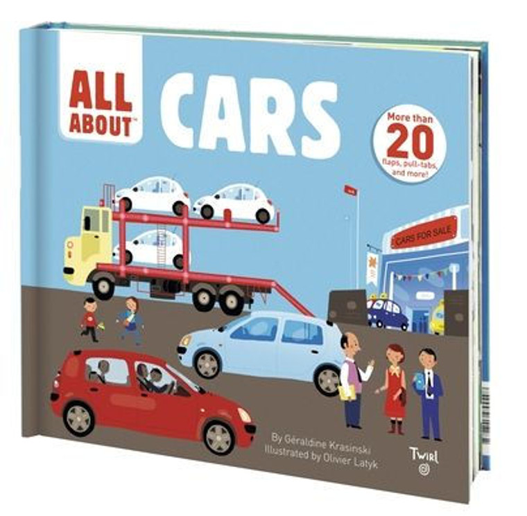 ALL ABOUT CARS HC