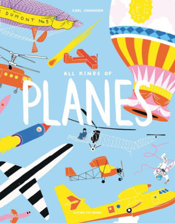 ALL KINDS OF PLANES HC