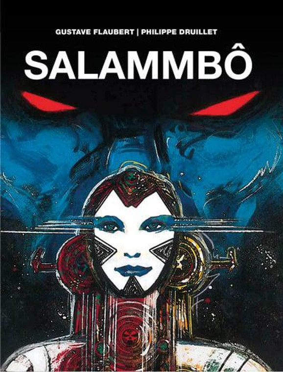 SALAMMBO LONE SLOANE HC