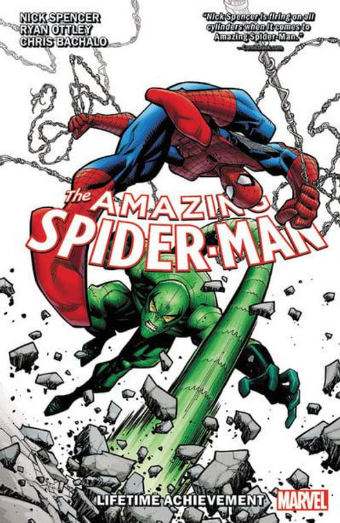 AMAZING SPIDER-MAN BY SPENCER TP VOL 03