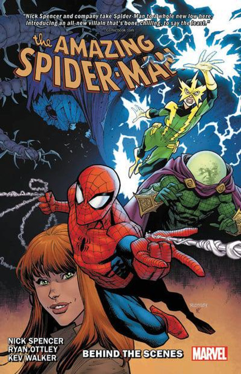 AMAZING SPIDER-MAN BY SPENCER TP VOL 05