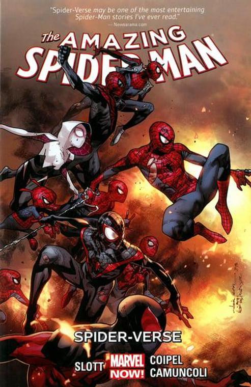 AMAZING SPIDER-MAN TP VOL 03