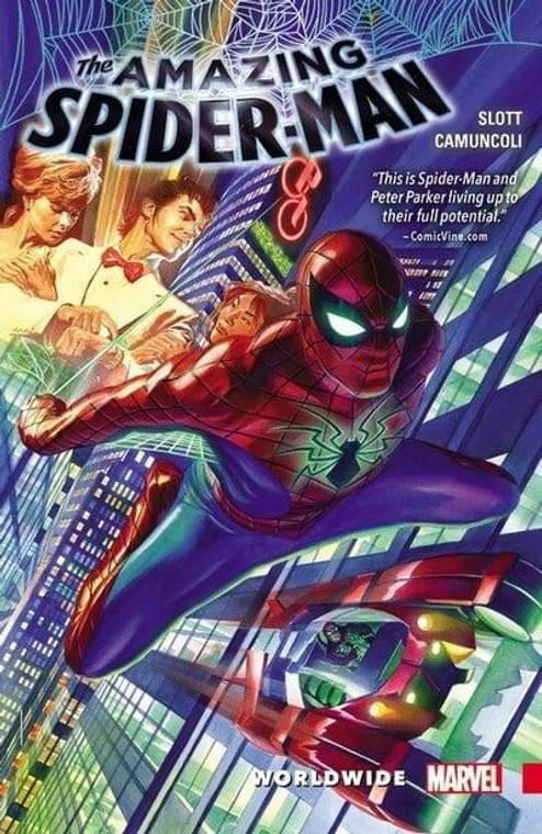 AMAZING SPIDER-MAN WORLDWIDE TP VOL 01