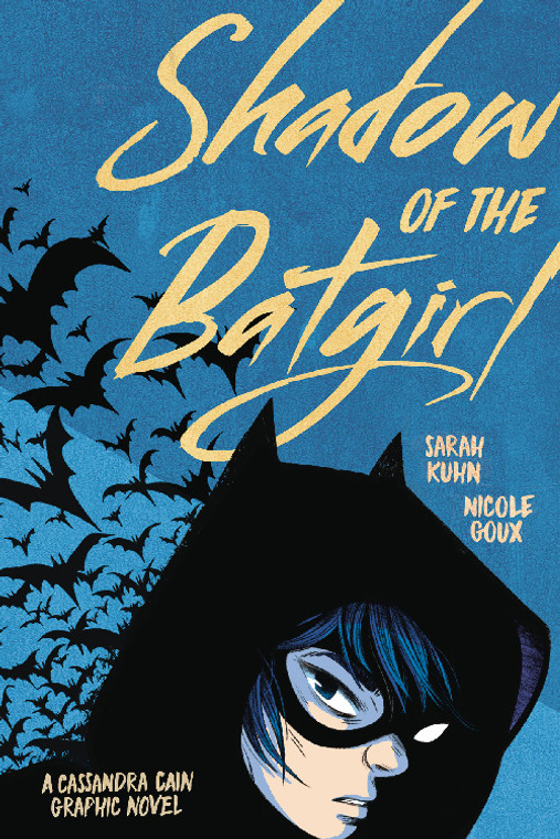 SHADOW OF THE BATGIRL TP