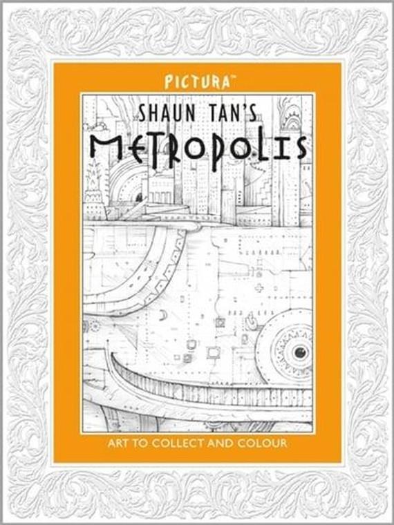 SHAUN TAN'S METROPOLIS SC
