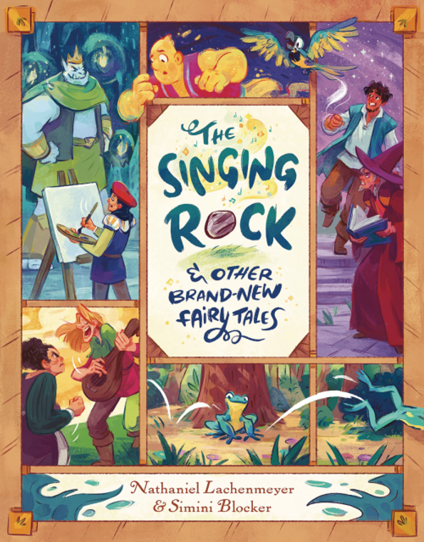 SINGING ROCK & OTHER BRAND NEW FAIRY TALES HC