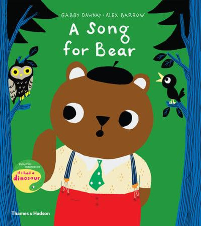 SONG FOR A BEAR HC