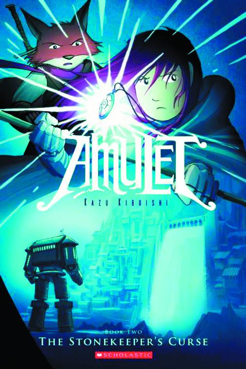 AMULET VOL 02 SC US ED