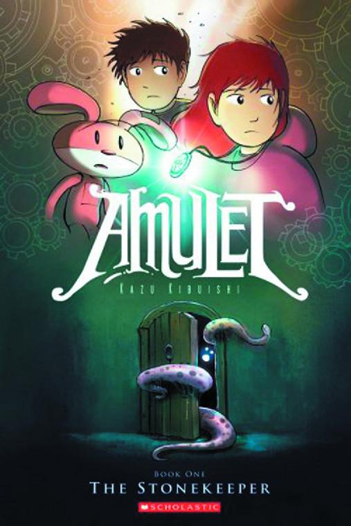AMULET SC VOL 01 US ED