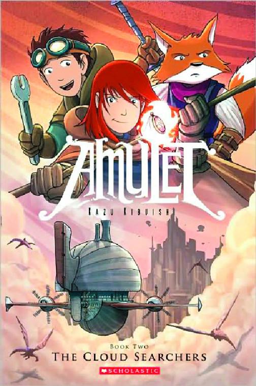 AMULET VOL 03 SC US ED