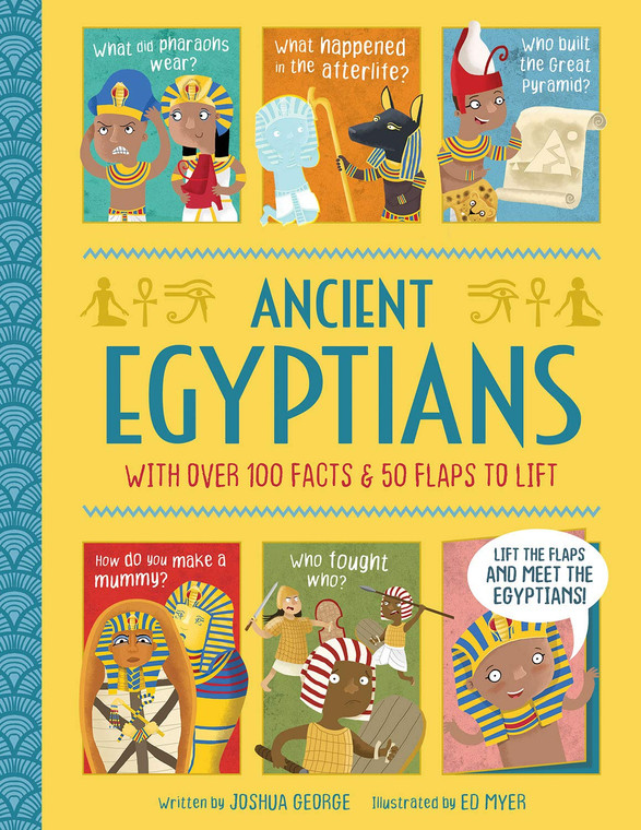 ANC EGYPTIANS LIFT THE FLAP HC