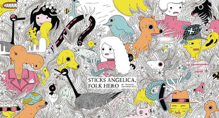 STICKS ANGELICA HC