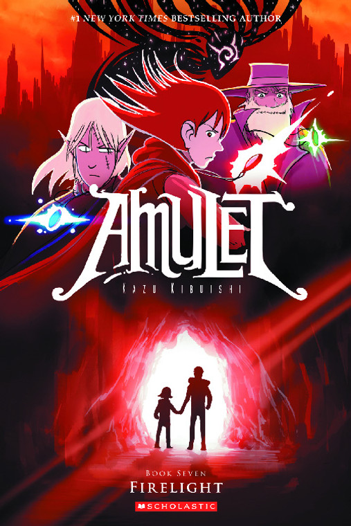 AMULET SC VOL 07