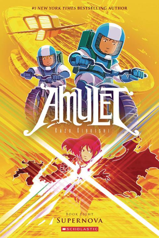 AMULET SC VOL 08