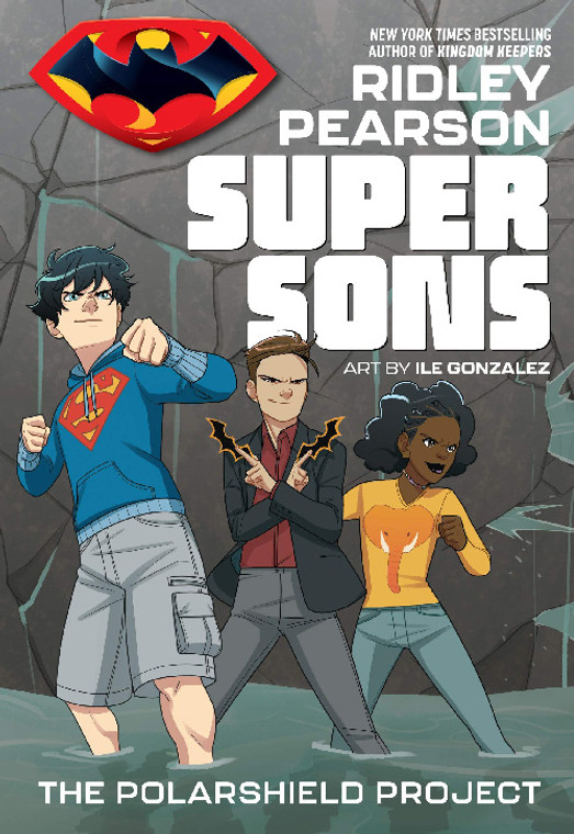 SUPER SONS GN VOL 01 POLARSHIELD PROJECT